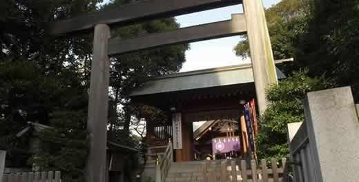 東京大神宮イメージ