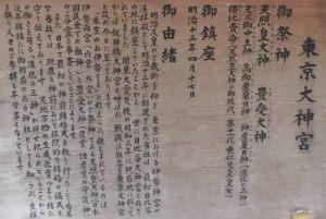 東京大神宮・御祭神