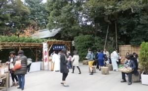 東京大神宮・境内