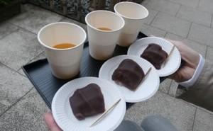 東京大神宮・赤福餅