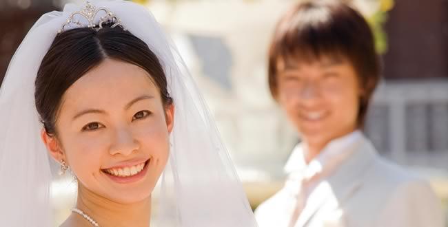 結婚・ウェディングドレス・イメージ