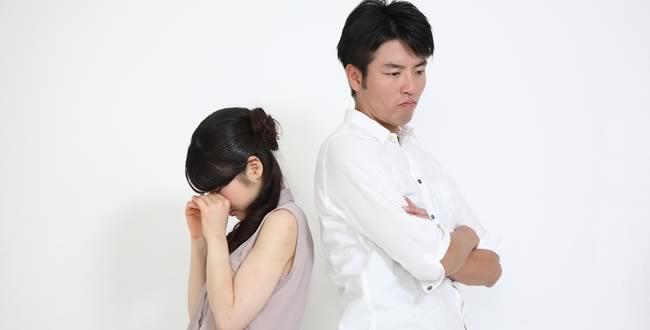 カップル・喧嘩/イメージ