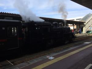 真岡鐵道(もおかてつどう)/SL・蒸気機関車